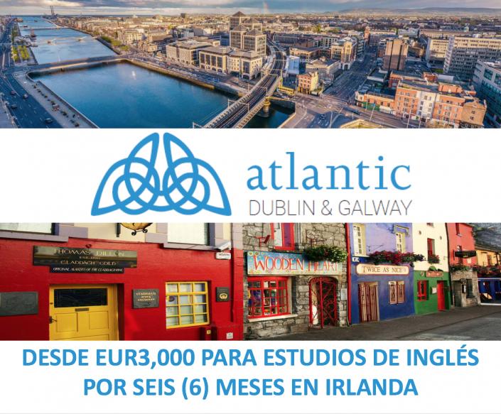 DUBLIN Y GALWAY, IRLANDA